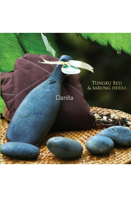 Set Tungku & Sarung Herba