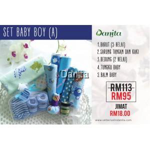 Set baby boy (A)