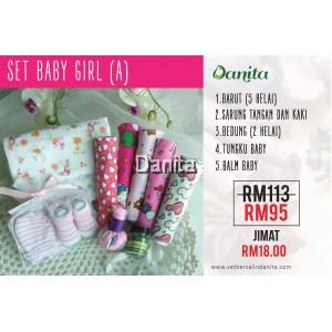 Set baby girl (A)