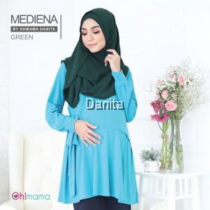 Mediena blouse green