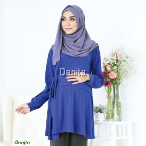 Mediena blouse blue