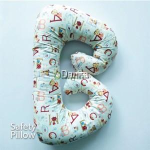 Safety Pillow Abjad