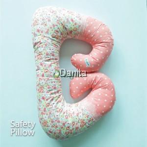 Safety Pillow Little Flower