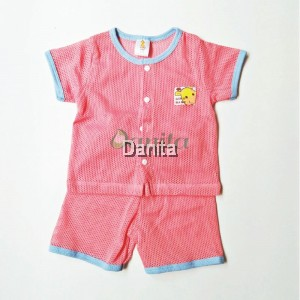 Baju Baby Red